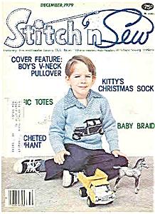 stitch n Sew -Decedmber 1979 (Image1)