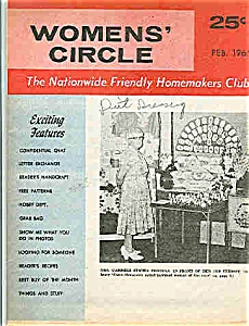 Women's Circle magazine - February 1965 (Image1)