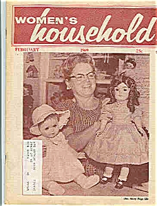 Women's Household magazine - February 1969 (Image1)