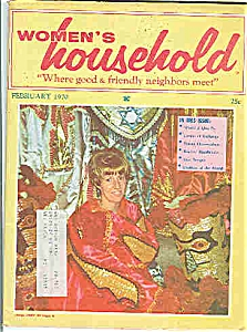 Women's Household Magazine - February 1970