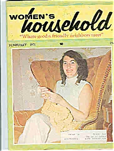 Women;s Household - February 1971 (Image1)
