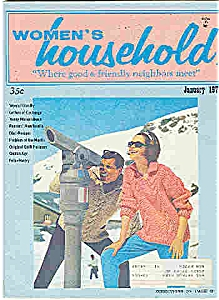 Women's Household - January 1973
