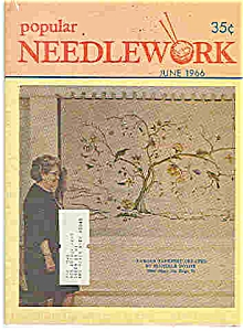Popular Needlework -  June 1966 (Image1)