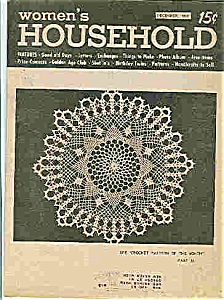 Women's Household - December 1962