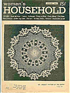 Women's Household - January 1963