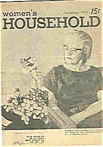 Women's Household magazine - September 1963 (Image1)