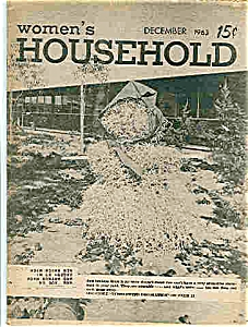 Women's Household - December 1963