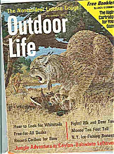 Outdoor Life - December 1971 (Image1)