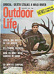 Outdoor Life - January 1974