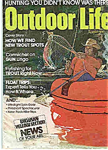 Outdoor Life Magazine - July 1975