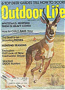 Outdoor Life Magazine - September 1975 (Image1)