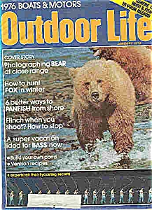 Outdoor Life - January 1976 (Image1)