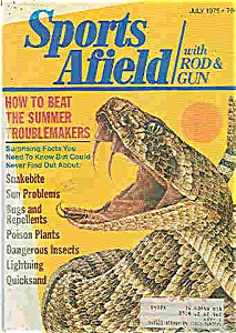 Sports Afield - July 1975