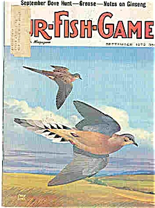 Fur-Fish-Game Magazine Sept. 1972 (Image1)