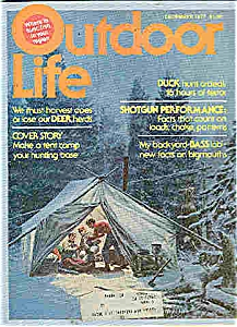 Outdoor Life - December 1977 (Image1)