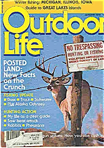 Outdoor Life - January 1979 (Image1)