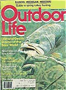 Outdoor Life Magazine - February 1979 (Image1)