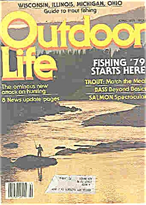 Outdoor Life Magazine - April 1979 (Image1)