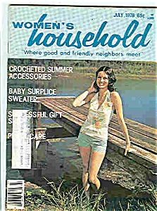 Women's Household magazine - July 1978 (Image1)