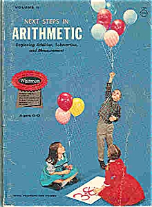Whitman publishing - Next steps in Arithmetic (Image1)