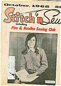 Stitch n Sew =October 1968 (Image1)
