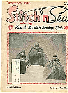 Stitch n Sew - December 1968 (Image1)
