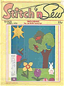 Stitch n Sew - March/April 1970 (Image1)