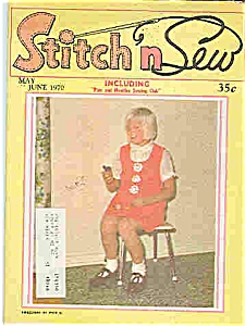 Sitch n Sew magazine - May,June 1970 (Image1)