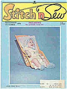 Stitch n Sew magazine - Sept./Oct. 1971 (Image1)
