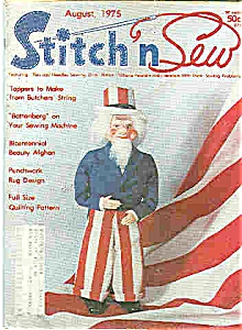 Stitch n Sew - August 1975 (Image1)