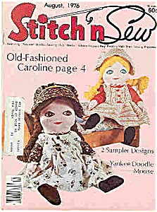 Stitch n Sew = August 1976 (Image1)