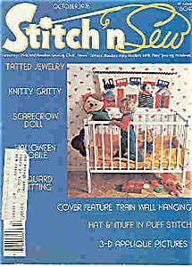 Stitch N Sew - October 1976