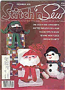 Stitch n sew - December 1978 (Image1)