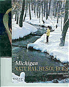 Michigan Natural Resources -(2 =Jan/feb & May June 72 (Image1)