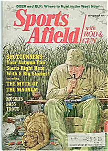 Sports Afield With Rod & Gun - Sept. 1975