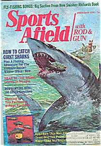 Sports Afield Magazine - February 1976 (Image1)