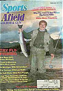 Sports Afield with Rod  Gun - February 1977 (Image1)