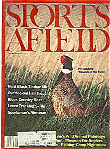 Sports Afield - September 1980 (Image1)
