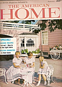 The American Home - - September 1958 (Image1)