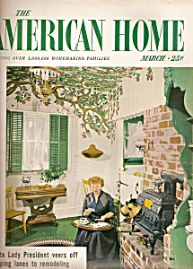 The American Home - March  1956 (Image1)