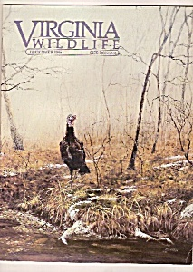 Virginia Wildlife -  December 1985 (Image1)