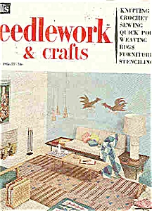 Mccall's Needlework And Crafts - Fall/winter 1956-57