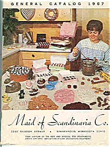 Maid of Scandinavia Co. catalog 1967 (Image1)