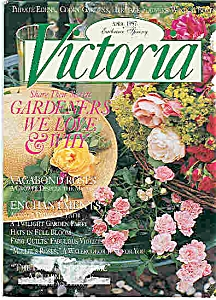 Victoria Magazine - April 1997 (Image1)