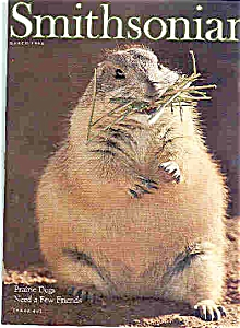 PRAIRIE DOGS - 9 pages in 3/98 Smithsonian (Image1)