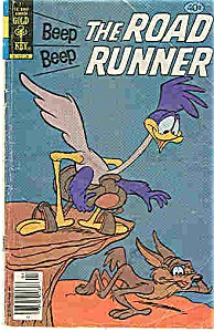 The Road Runner comic book - Gold Key - Jan. 1980 (Image1)