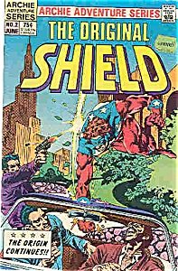 The Original Shield - Archie Adventure series - # 2 Jun (Image1)