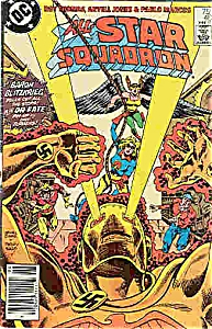 All Star Squadron comic - DC comics - # 46 June 1985 (Image1)