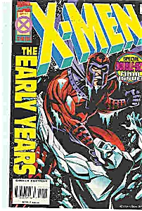 X-Men -the early years - # 17  Sept. 1995 - Marvel comi (Image1)