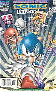 Sonic Firsts - Archie Adventure series # 3   1997 (Image1)